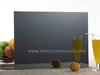 Miroir gris echantillon