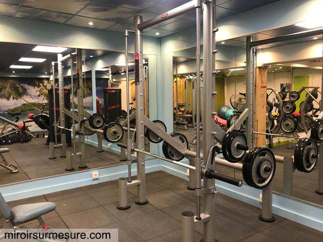 Miroir salle de sport 2