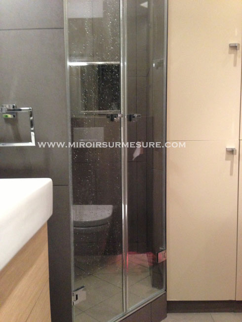 Verre tremp sur mesure verre securit devis 01 43 64 73 97 for Porte de douche sur mesure